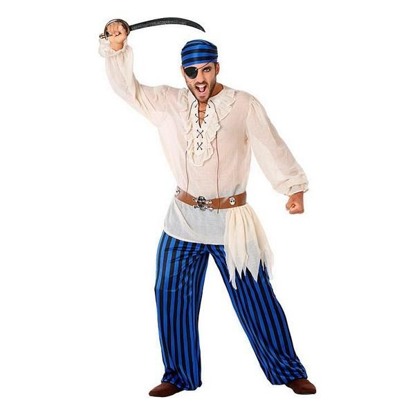 Costume for Adults 115408 Pirate - SuitFancy