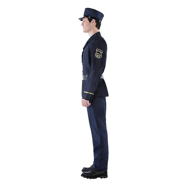 Costume for Children 116269 Police officer (Size 14-16 years) - SuitFancy