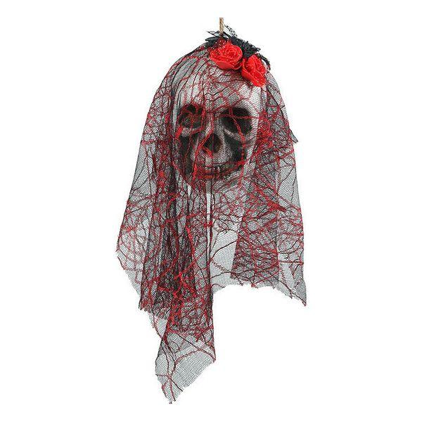 Hanging decoration 111889 Skull Flowers - SuitFancy