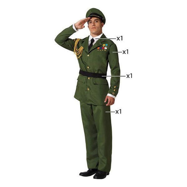 Costume for Adults Camouflage - SuitFancy