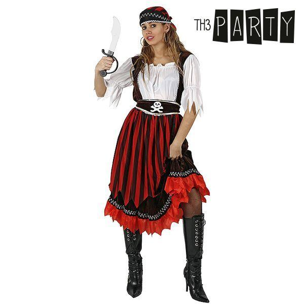 Costume for Adults 3623 Female pirate - SuitFancy
