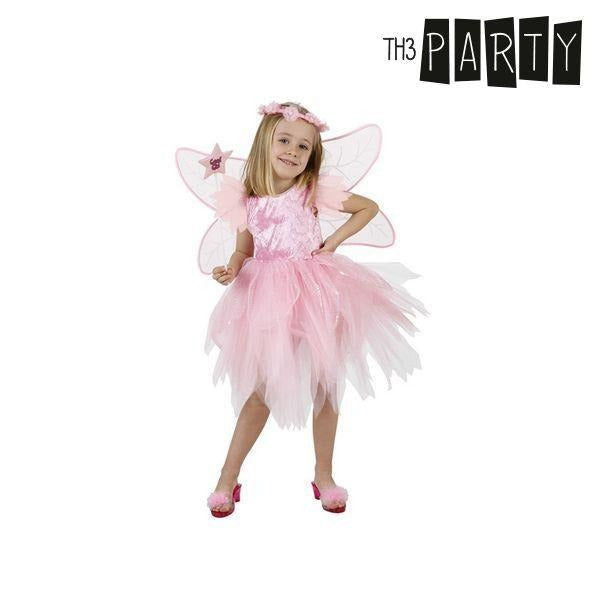 Costume for Children Fairy Pink - SuitFancy