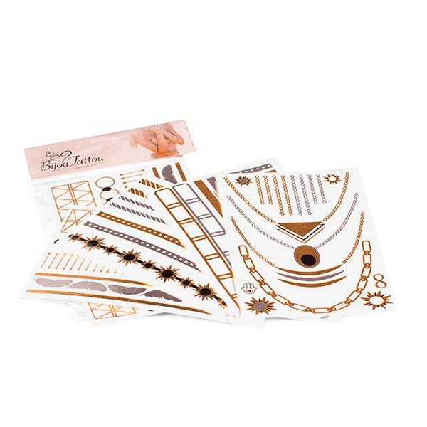 Bijou Tattou Temporary Tattoos - SuitFancy