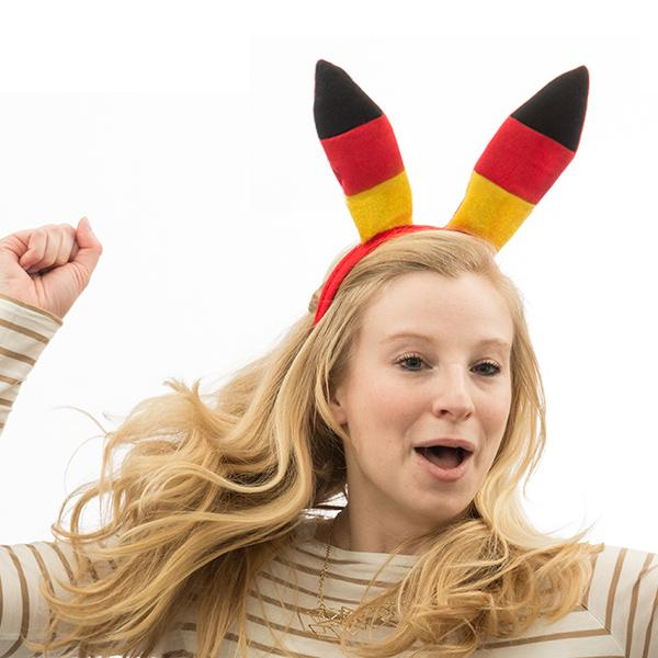 German Flag Headband - SuitFancy