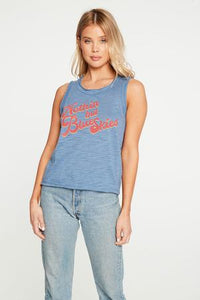 Chaser Blue Skies Tank