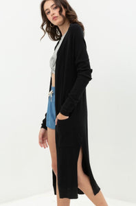 Duster Cardigan in 3 Colors