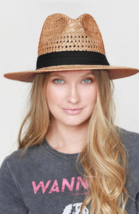 Panama Hat in 2 colors