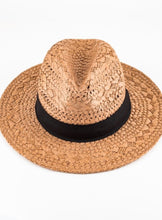 Load image into Gallery viewer, Panama Hat in 2 colors