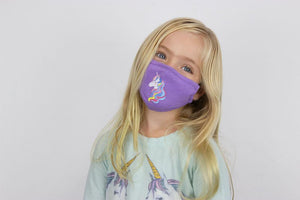 Kids Unicorn Mask