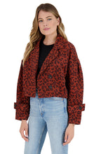 Load image into Gallery viewer, Wow Moment Leopard Jacket