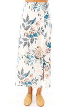 Load image into Gallery viewer, Lena Midi Skirt -Full Bloom- Saltwater Luxe
