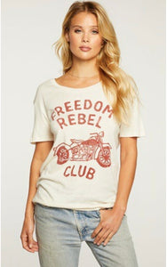 Chaser Freedom Rebel Tee