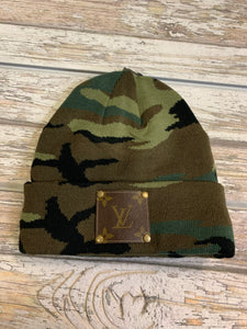 LIMITED AVAILABILITY!!!! Camo LV Hat