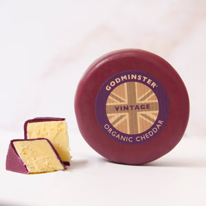 Godminster Organic Vintage Cheddar cheese
