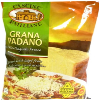 Freshly Grated Grana Padano cheese