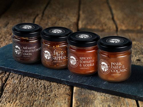Pack of 4 Chutneys - Save Over 10%