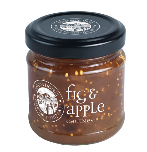 Fig and Apple Chutney