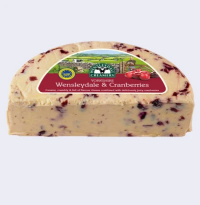 Hawes Wensleydale and Cranberry