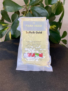 Park Head Suffolk Gold Cheese