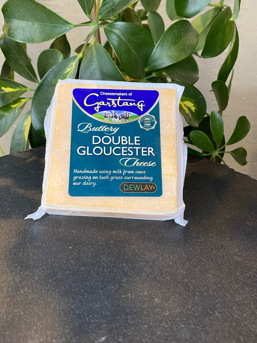 Dewlay Double Gloucester  Cheese