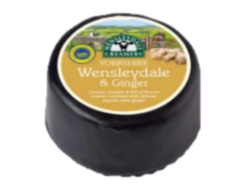 Wensleydale and Ginger
