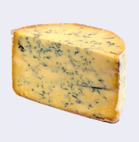 Yorkshire Wensleydale cheese Blue Quarter