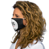 Speak TRUTH in Love Snug-Fit Polyester Face Mask