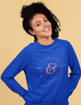 Fear God & Give Him Glory Unisex Heavy Blend™ Crewneck Sweatshirt