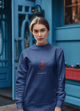 Anchored in Christ Unisex Heavy Blend™ Crewneck Sweatshirt