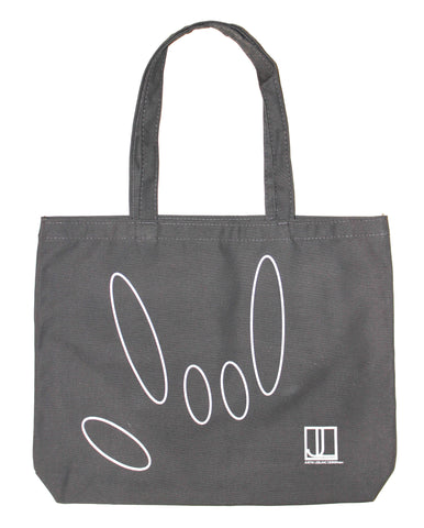 I LOVE YOU Tote AUTOGRAPHED
