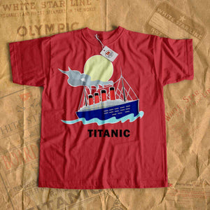 Adventure t shirt, summer cruise t-shirt for boy, Titanic tee for RMS Titanic fan-T-shirt new-Titanic shop-titanic-tee-shirt-tshirt-1912-Titanic shop