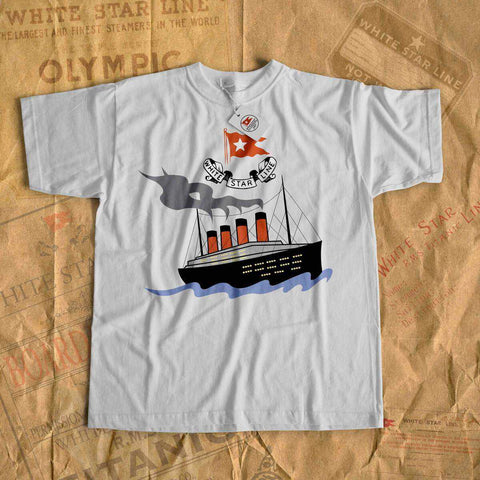 Adventure t shirt, Titanic summer cruise t-shirt for boy, 2-10 years old-T-shirt new-Titanic shop-titanic-tee-shirt-tshirt-1912-Titanic shop