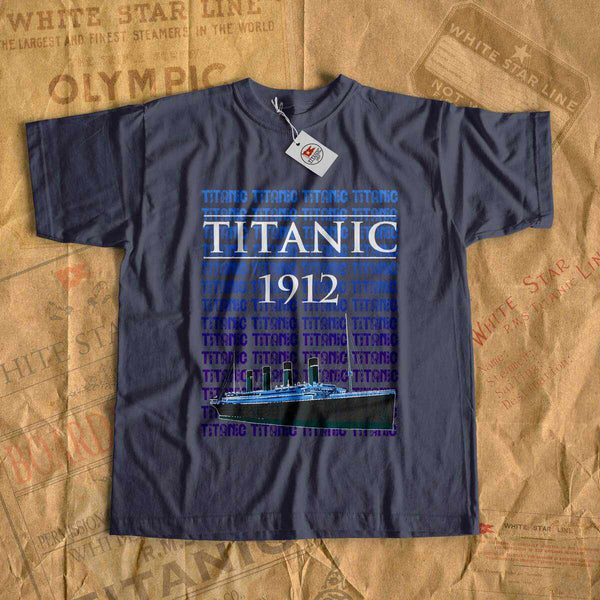 Adventure t shirt, Titanic summer cruise t-shirt for boy, history lover gift-T-shirt new-Titanic shop-titanic-tee-shirt-tshirt-1912-Titanic shop