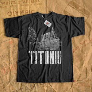 Funny cruise shirt - Titanic shirt, vintage sink t shirt, birthday shirt cruise. gift for son, gift for nephew, personalized gift-T-shirt new-Titanic shop-titanic-tee-shirt-tshirt-1912-Titanic shop