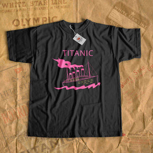 R.M.S Titanic adventure t shirt, summer cruise t-shirt for girl, 2-10 years old-T-shirt new-Titanic shop-titanic-tee-shirt-tshirt-1912-Titanic shop