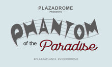 "Load image into Gallery viewer, Student: Darshell Dobbins (e) dndobbins16@gmail.com  Phantom of the Paradise - 3.75""x2.25""  Astrologer - 4.25""x2""  Glossy vinyl sticker"