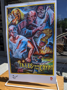 Tales from the Crypt print — Deadly Prey Gallery