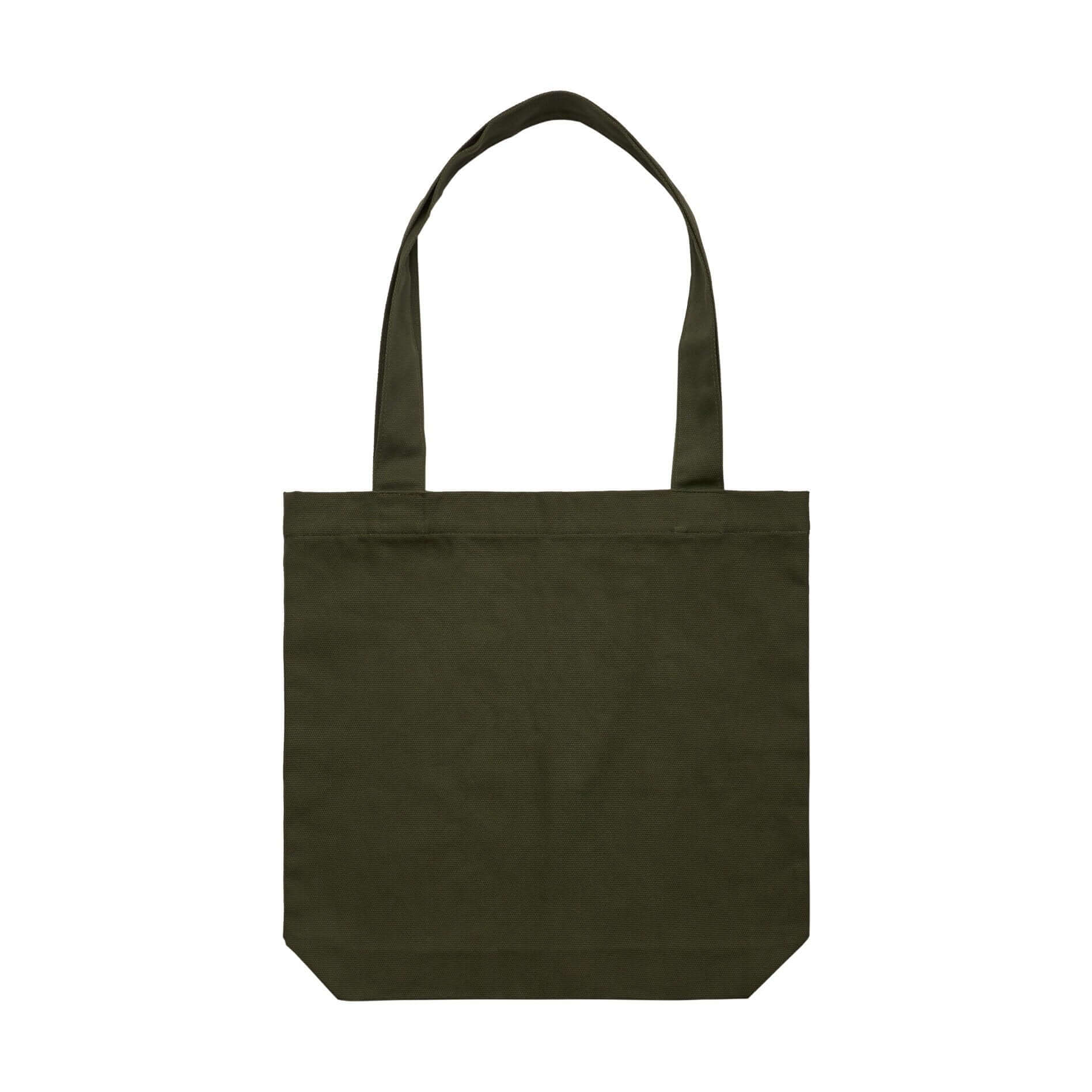 AS Colour  CARRIE TOTE - Army