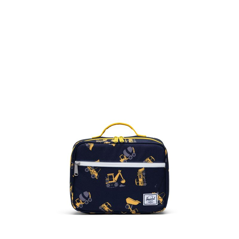 Herschel Supply Popquiz Constuction n Zone Lunchbox