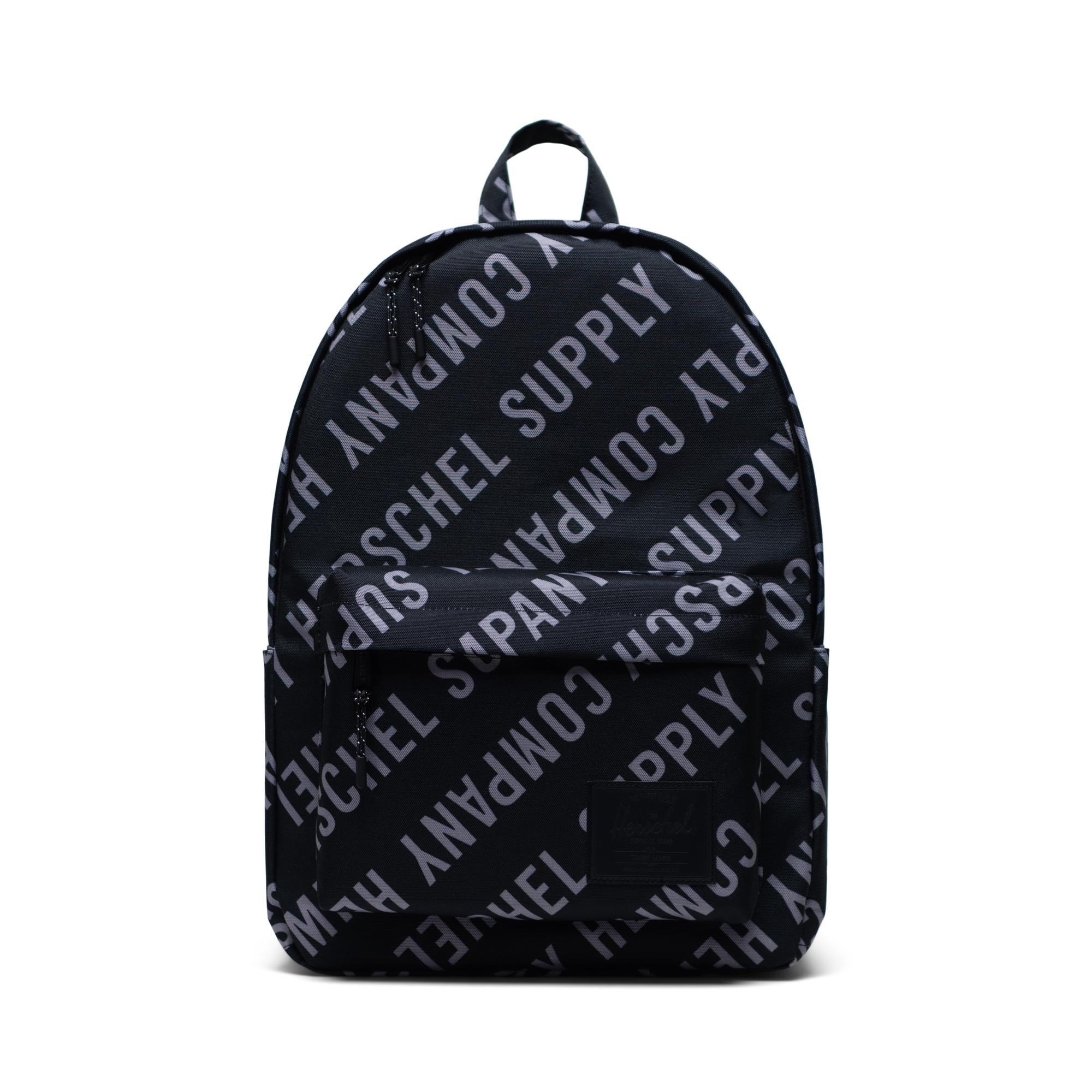 Herschel Supply Classic X-Large Roll Call Black/Sharkskin