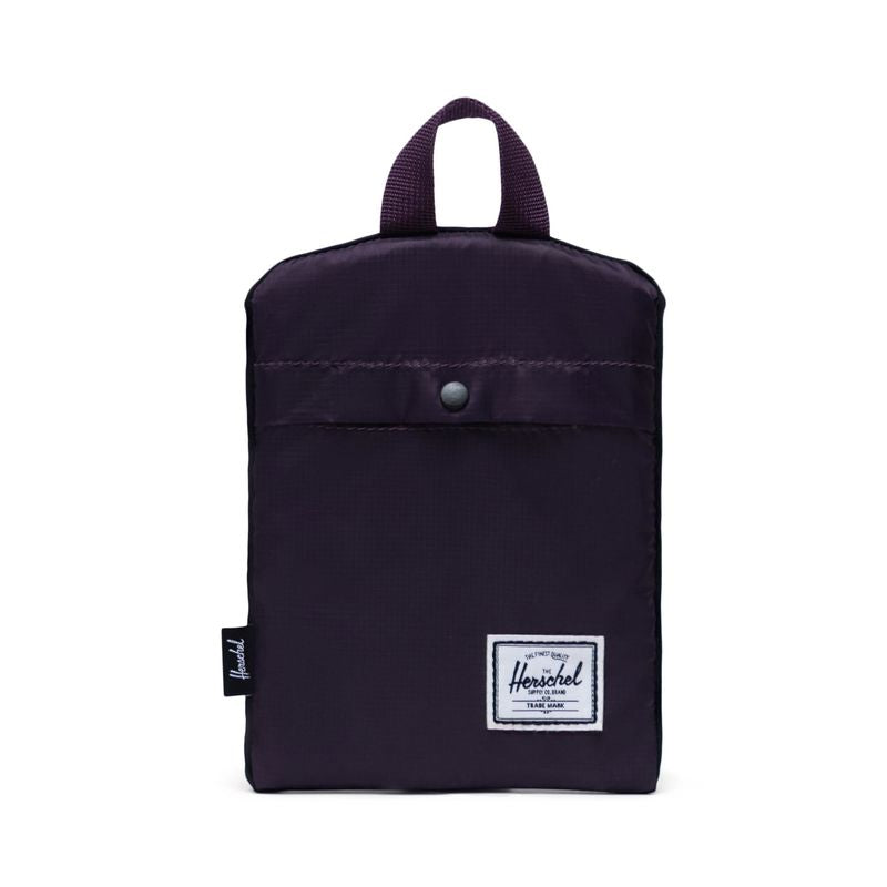 Herschel Supply Packable Daypack Blackberry Wine Back Pack