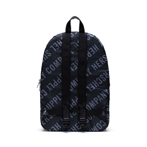 Herschel Supply Packable Daypack Roll Call Black / Sharkskin Back Pack
