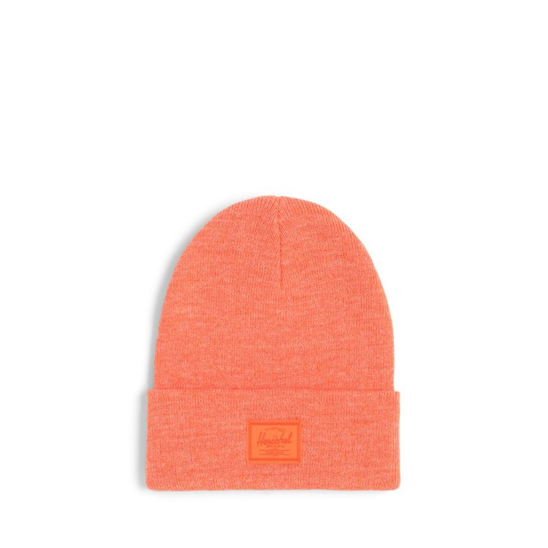 Herschel Supply Elmer Heather Orange Tiger Beanie