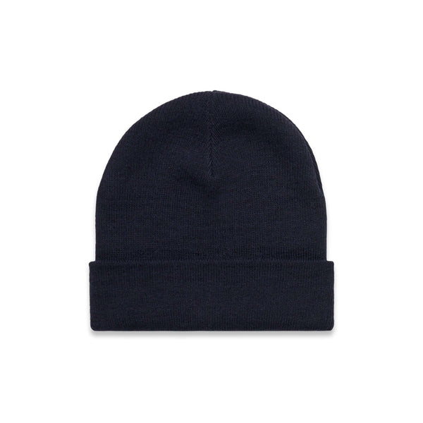 AS Colour CUFF BEANIE - Army, Navy, Grey Marle, Asphalt Marle and Black