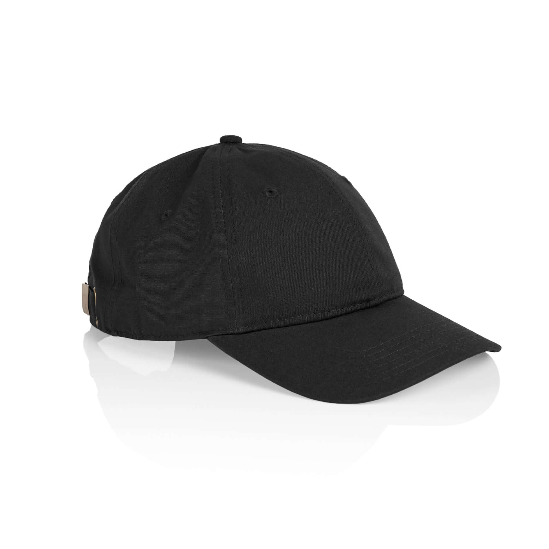 AS Colour DAVIE SIX PANEL CAP - Black