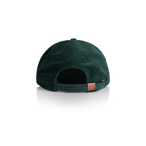 AS Colour CORD CAP - Pine Green
