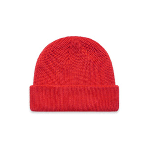 AS Colour CABLE BEANIE - Red