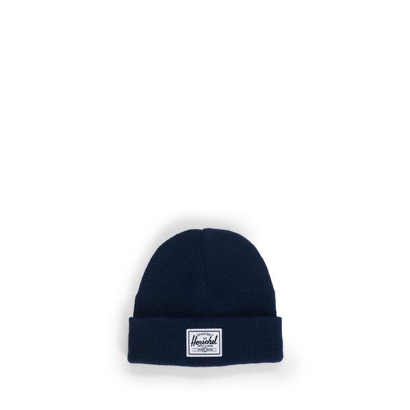 Herschel Supply Baby Beanie  Navy