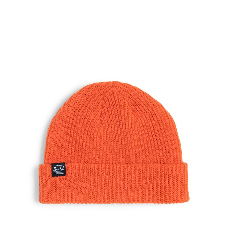 Herschel Supply Watch Orange Tiger Beanie