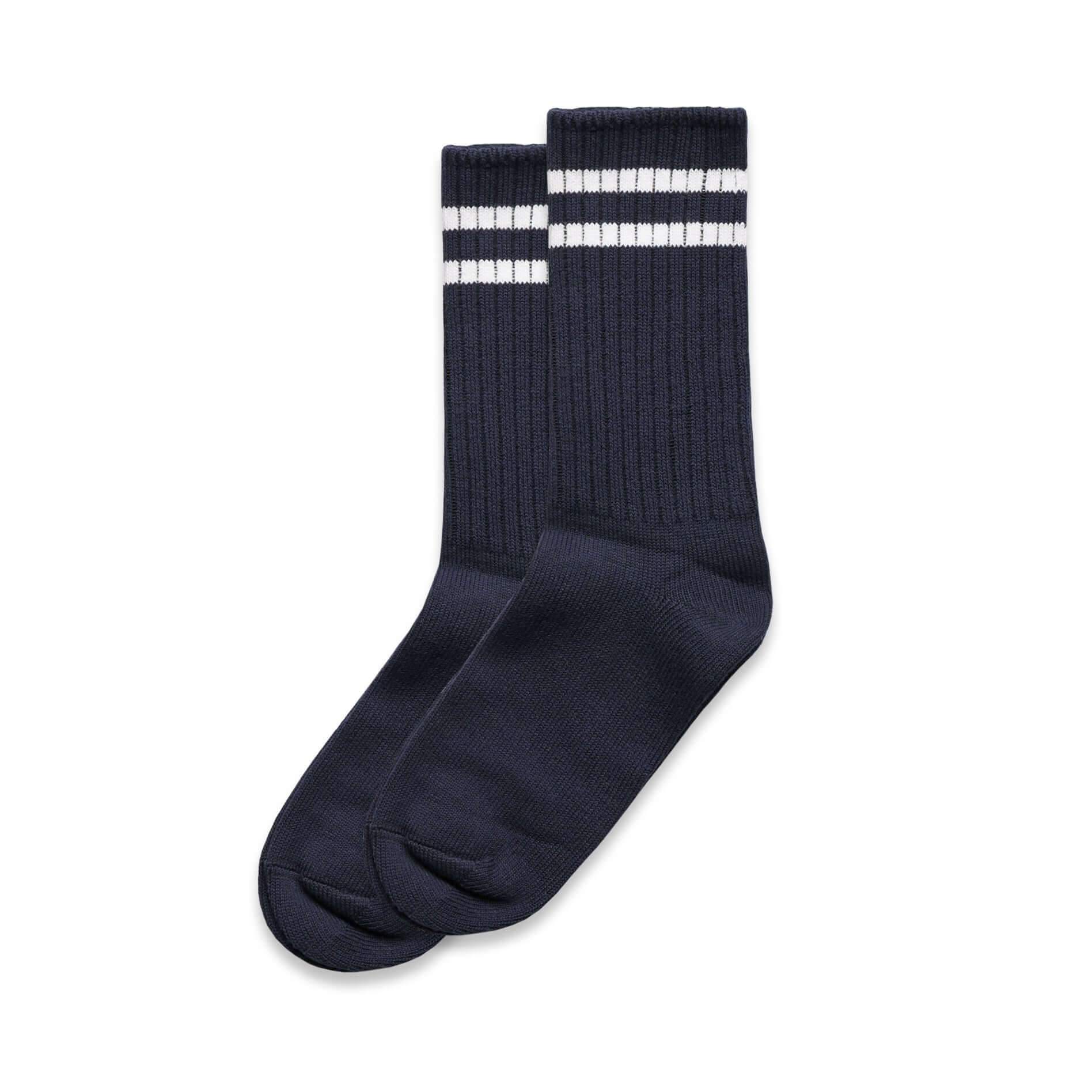 AS Colour TUBE SOCKS - Navy (2 PK)